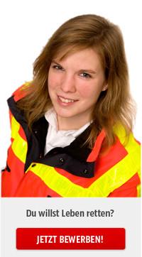 Bewerben beim Rettungsdienst Emden