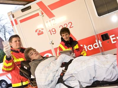 Rettungsdienst Emden - Unsere Aufgaben